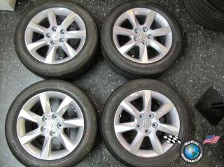 Acura TL Factory 17 Wheels Tires OEM Rims 05 12 Odyssey 71801 Michelin
