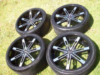 22 BMW Wheels 745 745i 745LI 750 750i 750LI Tires 760LI