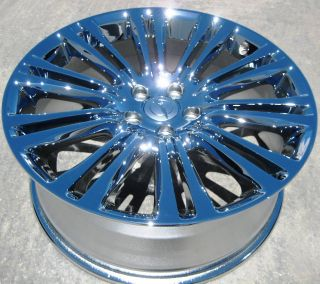 Factory Dodge Chrysler 300 300C Chrome Wheel Rims 1 Single Rim