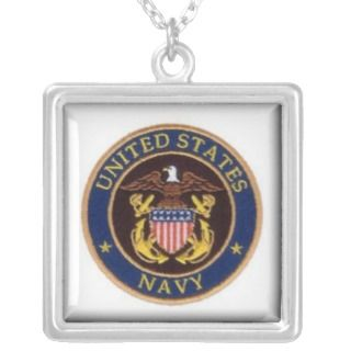 United States Navy Seal Necklace