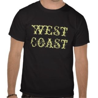 West Coast Tshirt