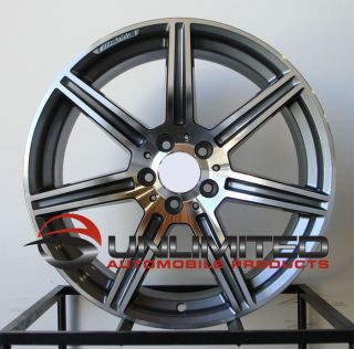 19 AMG Wheels Rims Fit Mercedes Benz E320 E350 E500