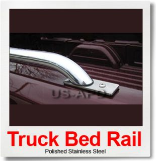 92 11 Ford Ranger 00 06 Toyota Tundra Short Bed Rails