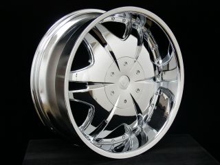 20 Wheels Chevy Tahoe Suburban Avalanche 6x139 7