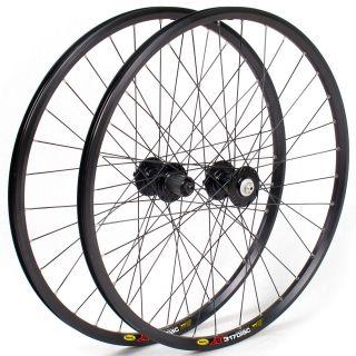 Mavic 26 317 Disc Brake Mountain Bike Bicycle Shimano Wheelset 26