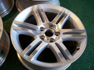 18 Factory Dodge Charger Wheels Silver GM Chrysler 300C Magnum