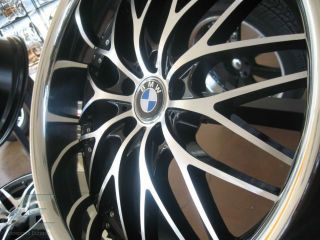20 BMW Wheels Rims Tires 525i 530i 540i 650i 645i M5 M6