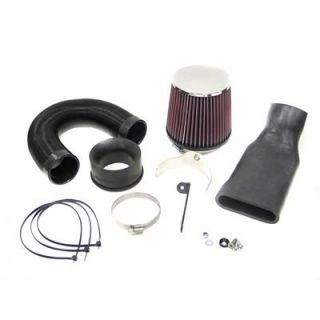 57 0393 Air Intake Black Tube Red Filter BMW 318i 1 9L Kit