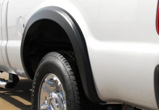 Rear Pair Prestige Street Style Fender Flare Set Textured F 150 2004