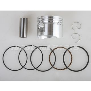 39mm Piston Rings Pin Kit for GY6 50cc Gas Scooter Moped Jonway Roketa
