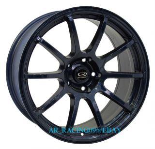 18 Rota Wheels 18x9 G Force BL 350Z G35 EVO STI RX8 XB