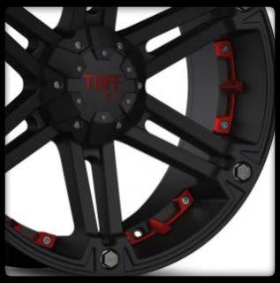 Explorer Suburban Safari Tracker RAM 5 6 Lug Black Wheels Rims