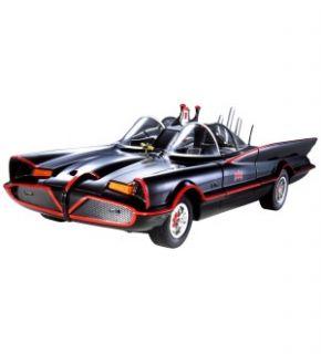 Batman Hot Wheels 1 18 Scale 1966 Batmobile Car New
