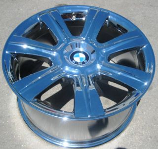NEW 17 FACTORY BMW 320i, 323i 325i 330i Z3 Z4 335i CHROME WHEELS RIMS