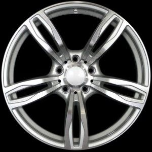 19 F10 M5 Style Wheels Rims BMW E90 E92 F10 F13 528 535 550 650