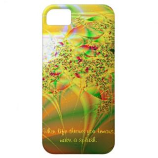 Make a Splash iPhone Case iPhone 5 Case