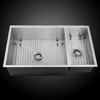 Stainless Steel Undermount Kitchen Square Sink Grid 16g