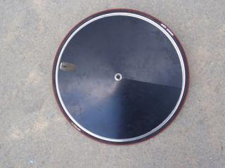 Disc Wheel Covers Fixie Track Bike Polo