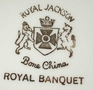 Royal Jackson China Countess Madison Jade Fruit Bowl