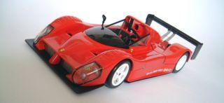 Metal Photoetchtranskit for Ferrari 333 SP by Hot Wheels 1 18