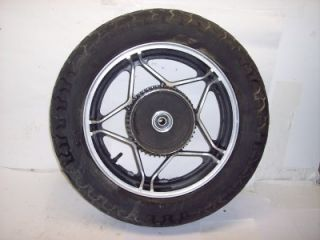 VF750 VF 750 C V45 Magna 130 90 16 Back Rear Tire Rim Wheel
