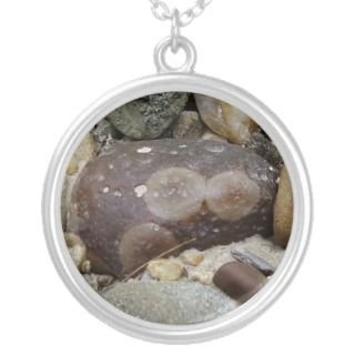 Lake Superior Agate Rock Hunting Necklace