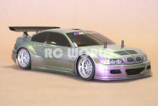 Tamiya 1 10 RC BMW M3 E46 Car RTR Mint Iridescence Paint Job