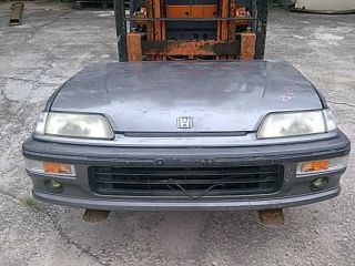 Japan RARE Spec SH3 Honda Civic EF9 Sir Front Bumper Fog Light Lip