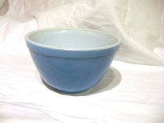 Pyrex Bowls Primary Colors Glossy Yellow Blue Red Green 401 404