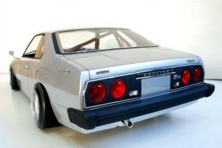 Vintage Skyline C210 Body Shell 1 10 Tamiya Yokomo HPI
