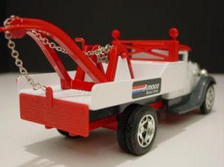 Ertl Pan Am Amoco International Wrecker Diecast Tow Truck Wrecker Bank