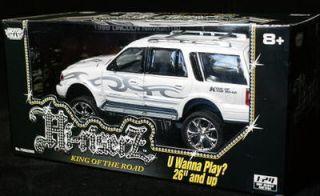 1998 Lincoln Navigator Hi Riserz Motormax 1 24 Diecast