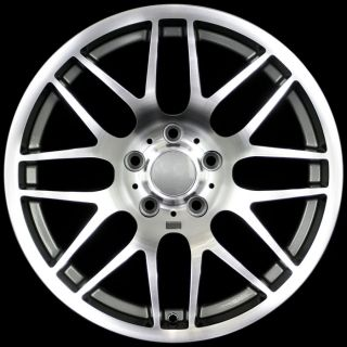 19 M3 Style Staggered Wheels Rims BMW 325i 323i 330i 335i 525xi 528xi