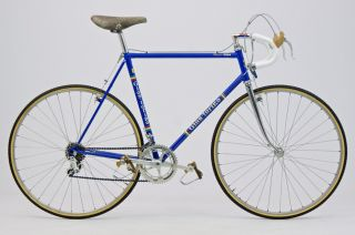 1975 Gios Torino Record Cross Cyclocross Bike 56cc Roger de Vlaeminck
