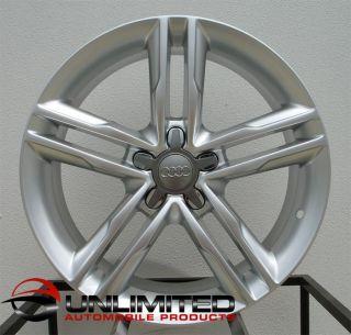 18 Audi S5 Style Wheels Rims B5 B6 B7 A3 A4 1 8T 2 0T