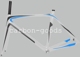 New Design Full Carbon Road Bike Bicycle Frame Fork Matt Finish
