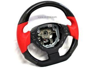 Nissan GT R R35 Custom Carbon Sport Steering Wheel GTR Leather