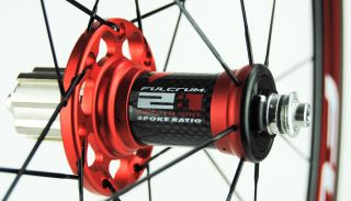 Fulcrum Racing Speed XLR Carbon Campagnolo Wheelse