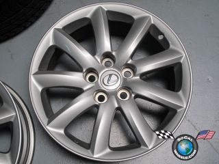 One 07 09 Lexus LS460 Factory 18 Wheel Rim 74195 4261150470