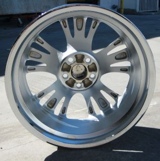 Stock 4 New 19 Factory Lexus RX350 RX450H Chrome Wheels Rims