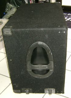 Behringer Ultrabass BA210 2 x 10 Bass Speaker Cabinet Enclosure w