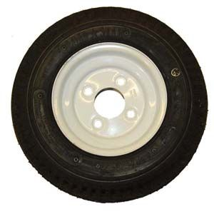 Trailer Tire Rim 530 Series 5 30 x 12 B Range 4 Lug