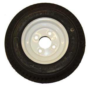 Trailer Tire Rim 530 Series 5 30 x 12 B Range 4 Lug
