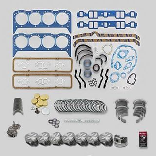 Fed Mogul Engine Rebuild Kit SBC 350 040 Bore 030 Rods 030 Mains