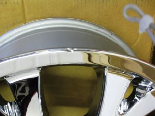 04 07 Colorado Canyon 18 Chrome Wheel Rim GM 88967667