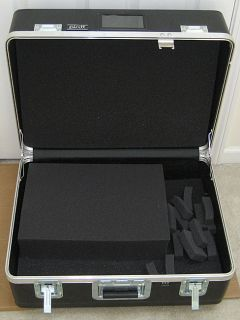 Platt Heavy Duty ATA Tool Case Wheels Tele Handle