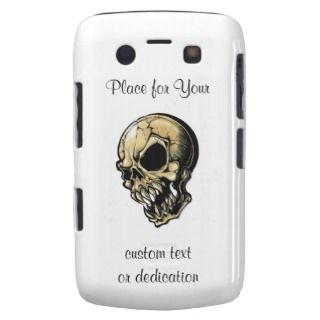 Cool cartoon tattoo symbol evil ink skull blackberry bold covers
