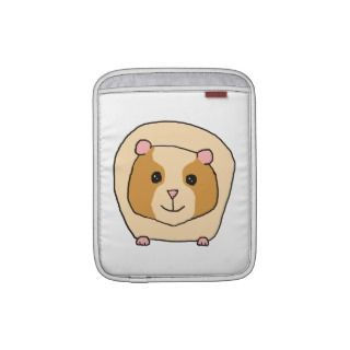 Guinea Pig Cartoon. Sleeves For iPads