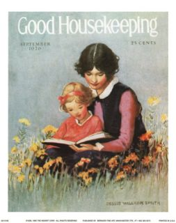 Good Housekeeping, September 1926 Print by Jessie Willcox Smith at Art