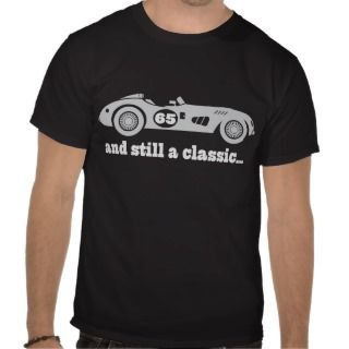 65th Birthday Gift For Him Tshirt